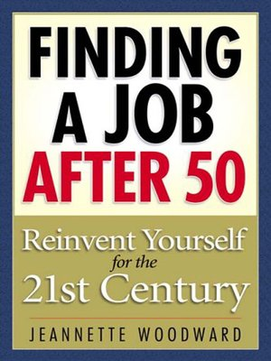 Click this cover for a(n) eBook sample of Finding a Job After 50.