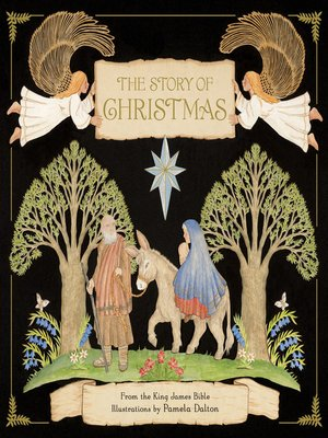 Click this cover for a(n) eBook sample of The Story of Christmas.