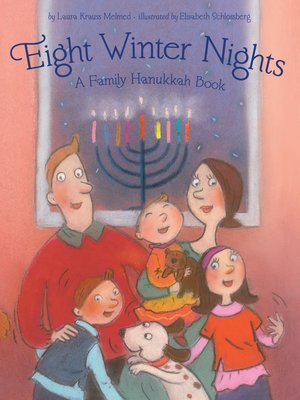 Click this cover for a(n) eBook sample of Eight Winter Nights.