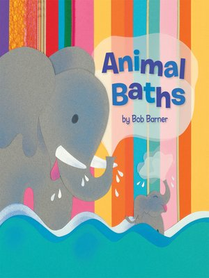 Click this cover for a(n) eBook sample of Animal Baths.