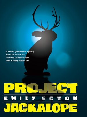 Click this cover for a(n) eBook sample of Project Jackalope.