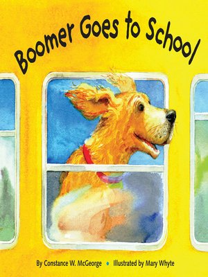 Cover of Boomer Goes to School