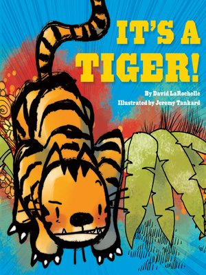 Click this cover for a(n) eBook sample of It's a Tiger!