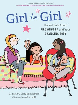 Click this cover for a(n) eBook sample of Girl to Girl