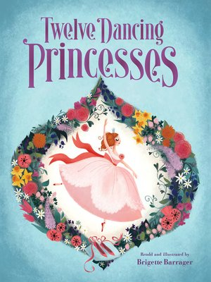 Cover of Twelve Dancing Princesses