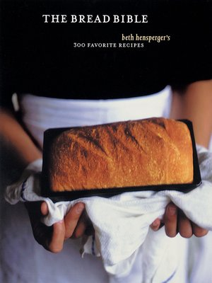 Cover of The Bread Bible