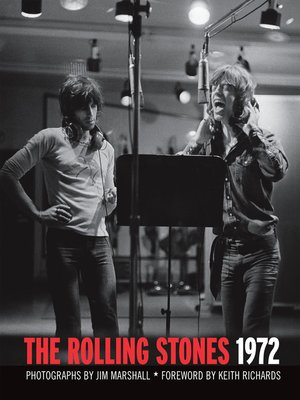Click this cover for a(n) eBook sample of The Rolling Stones 1972