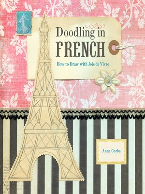 Cover of Doodling in French