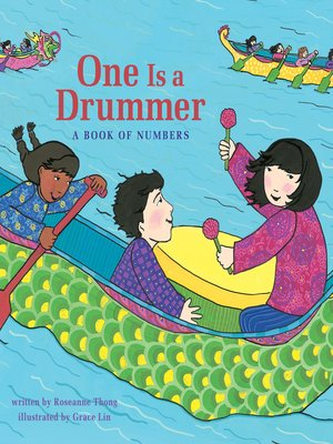 Click this cover for a(n) eBook sample of One Is a Drummer.