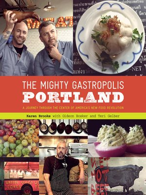 Click this cover for a(n) eBook sample of The Mighty Gastropolis: Portland.
