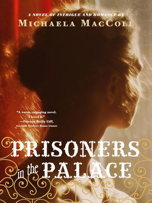 Click this cover for a(n) eBook sample of Prisoners in the Palace