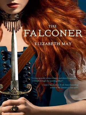 Click this cover for a(n) eBook sample of The Falconer