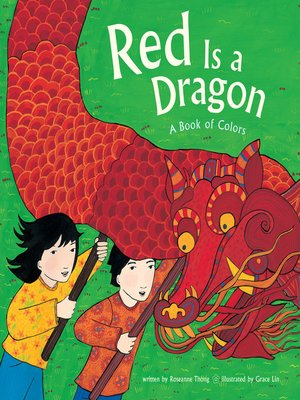 Cover of Red Is a Dragon