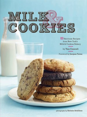 Click this cover for a(n) eBook sample of Milk & Cookies