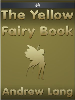 Click this cover for a(n) eBook sample of The Yellow Fairy Book.