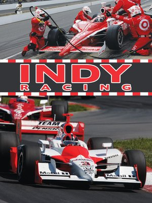 Click this cover for a(n) eBook sample of Indy Racing