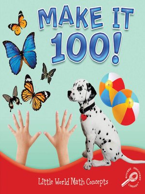 Click this cover for a(n) eBook sample of Make It 100!