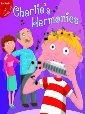 Cover of Charlie's Harmonica