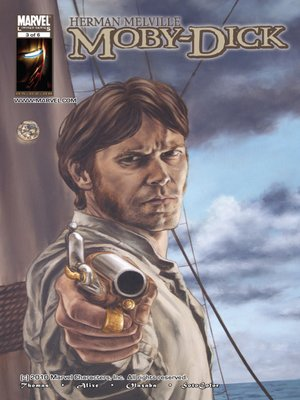Click this cover for a(n) eBook sample of Marvel Illustrated: Moby Dick, Part 3