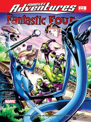 Marvel Adventures Fantastic Four, Issue 22