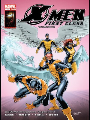 X-Men: First Class, Issue 11