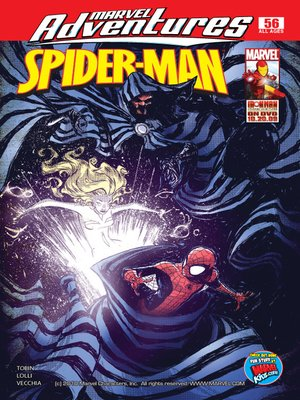 Marvel Adventures Spider-Man, Issue 56