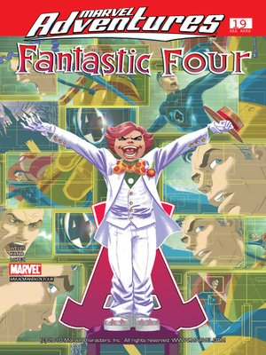 Marvel Adventures Fantastic Four, Issue 19