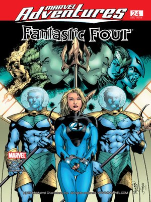 Marvel Adventures Fantastic Four, Issue 24