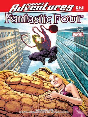 Marvel Adventures Fantastic Four, Issue 17