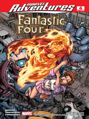 Marvel Adventures Fantastic Four, Issue 4