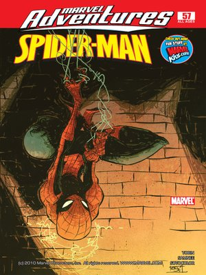 Marvel Adventures Spider-Man, Issue 57