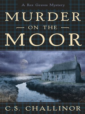 Cover of Murder on the Moor