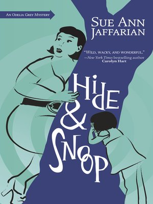 Click this cover for a(n) eBook sample of Hide and Snoop