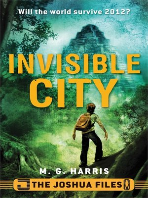 Click this cover for a(n) eBook sample of Invisible City.