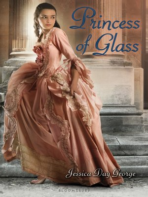 Click this cover for a(n) eBook sample of Princess of Glass
