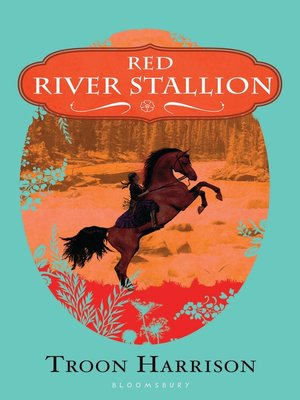 Click this cover for a(n) eBook sample of Red River Stallion.