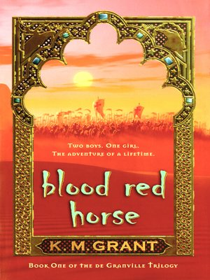 A Blood Red Horse