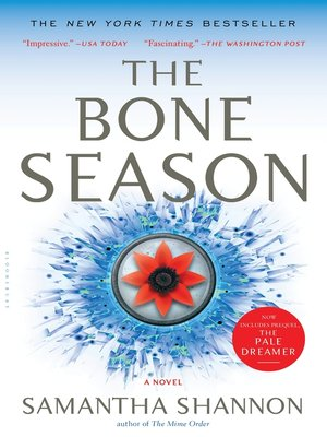Click this cover for a(n) eBook sample of The Bone Season