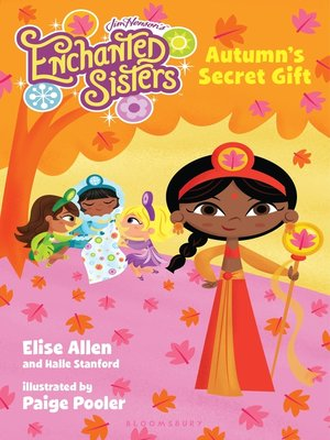 Cover of Jim Henson's Enchanted Sisters