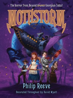 Click this cover for a(n) eBook sample of Mothstorm.
