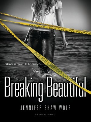 Click this cover for a(n) eBook sample of Breaking Beautiful