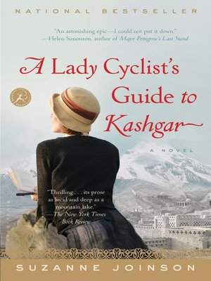 Click this cover for a(n) eBook sample of A Lady Cyclist's Guide to Kashgar