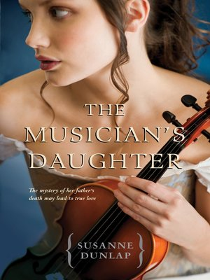 Click this cover for a(n) eBook sample of The Musician's Daughter