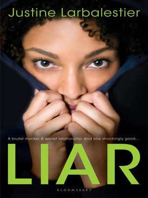Click this cover for a(n) eBook sample of Liar.