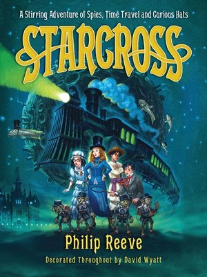 Click this cover for a(n) eBook sample of Starcross.
