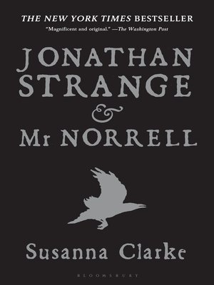 Click this cover for a(n) eBook sample of Jonathan Strange and Mr Norrell.