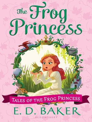 Click this cover for a(n) eBook sample of The Frog Princess