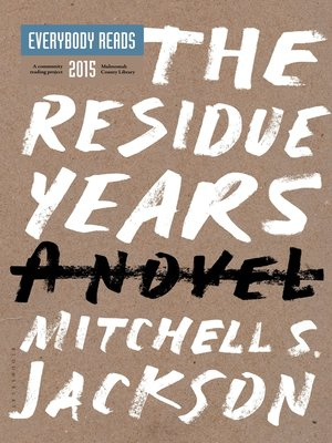 Cover of The Residue Years
