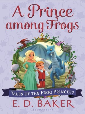 Click this cover for a(n) eBook sample of A Prince among Frogs.