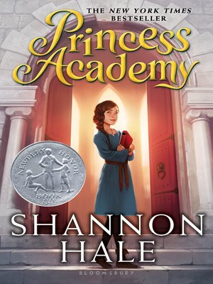 Click this cover for a(n) eBook sample of Princess Academy.